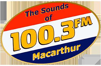 2MCR 100.3 FM